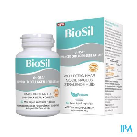 Biosil Mini Liquid Caps 60