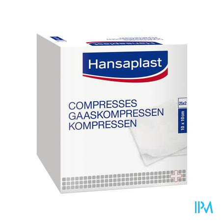 Hansaplast Compresses Douce 50  -  Beiersdorf