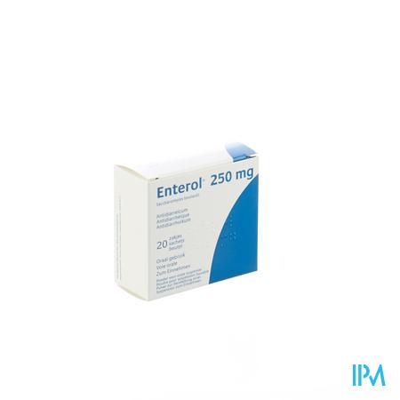 Enterol 250mg Impexeco Sach 20x250mg Pip