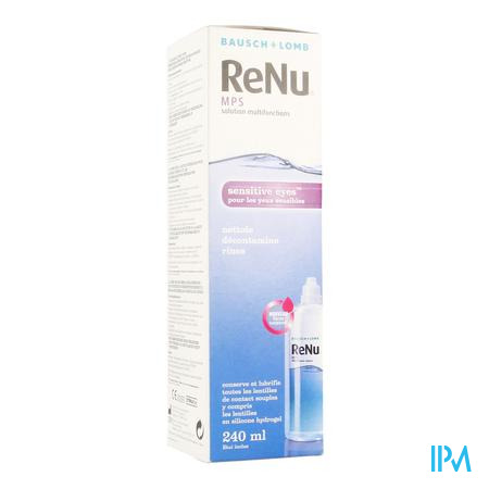 Renu Mps Multipurpose Solution 240ml