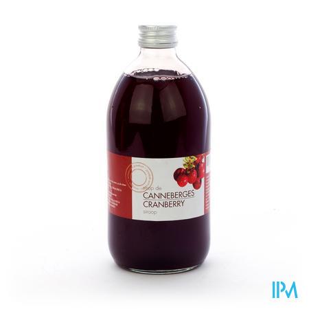 Cranberry Revogan 500 ml sirop