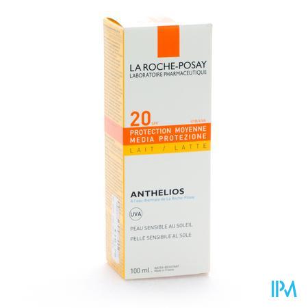 La Roche Posay Anthelios SPF20 Lait 100 ml lait