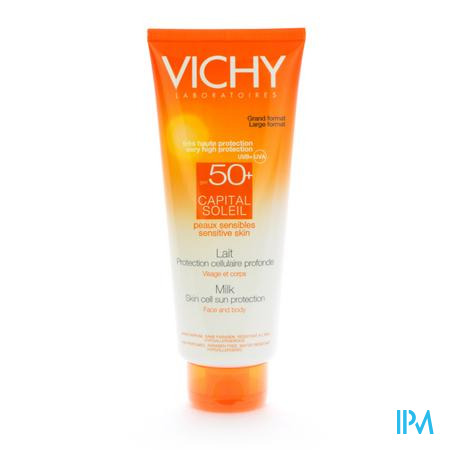 Vichy Capital Soleil Lait Soleil IP50+ 300 ml