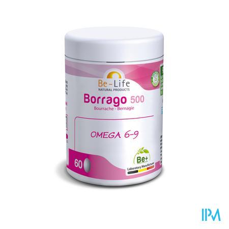 Borrago 500 Be Life Bio Capsule 60