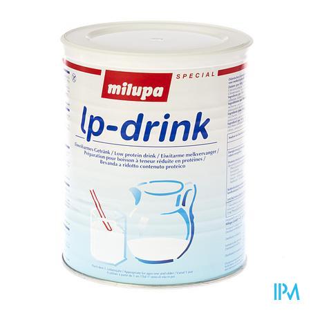 Milupa Lp Drink 400 g