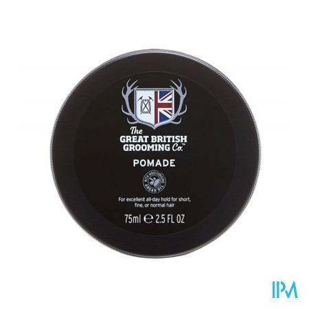 Great British Grooming Pomade 75ml