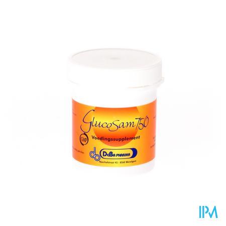 Glucosam Caps 60x750mg Deba