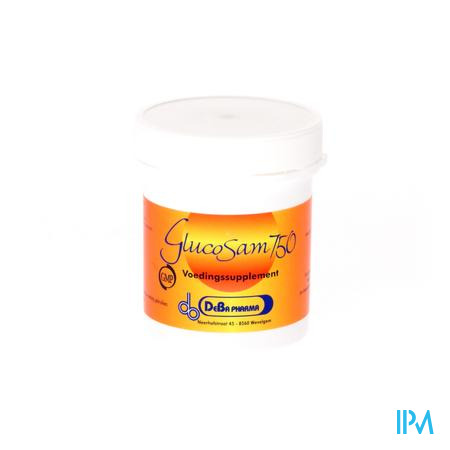 Glucosam 750mg 60 capsules