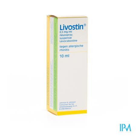 LIVOSTIN NEUS SPRAY NASAL 10 ML