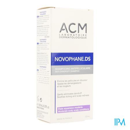 Novophane Ds Shampoo 125ml