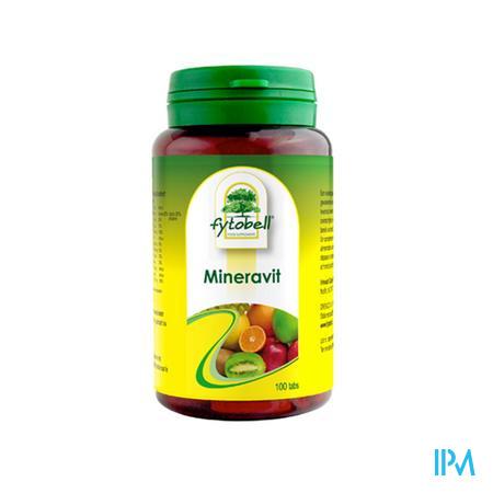 Fytobell Mineravit 100 comprimés