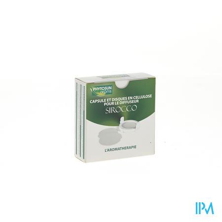 Phytosun Capsules Pour Diffuseur Sirocco 3