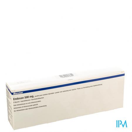 Endoxan Vial 5 X 500mg