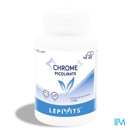 Lepivits Chroom Picolinaat CAPS 60