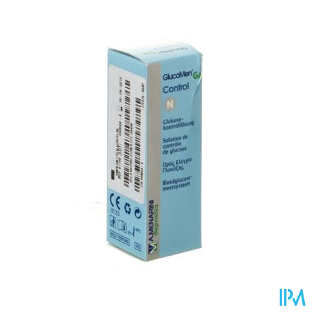 Glucomen Gm Control N 3ml 41198 1 stuk