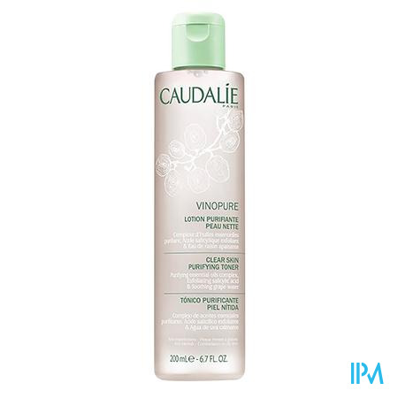 Caudalie Vinopure Zuiverende Lotion 200ml