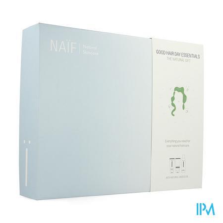 Naif Good Hair Day Essentials