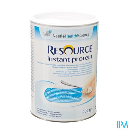 Resource Protein Instant Pot Pdr 6x400g