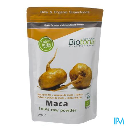Biotona Bio Macapoeder 200 g