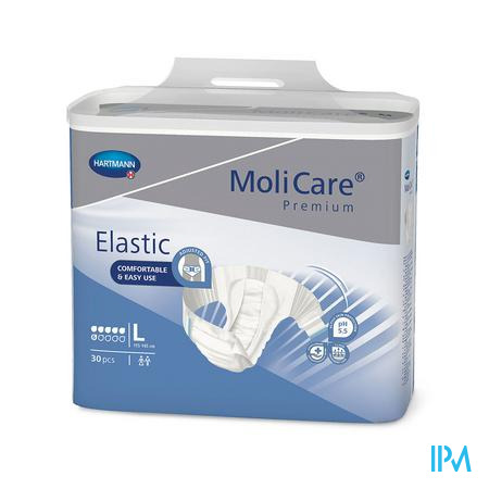 Molicare Pr Elastic 6 Drops l 30 P/s