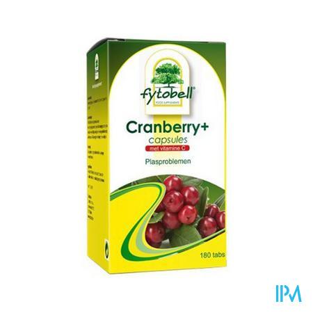 Fytobell Cranberry Plus 60 capsules
