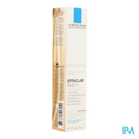 La Roche Posay Effaclar Duo+ Unifiant Light 40ml