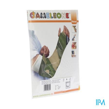 Cameleone Bras Entier Ouvert Pouce Camouflage S 1 pièce