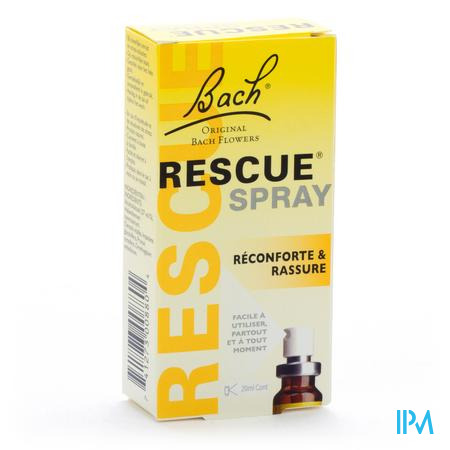 Bach Rescue Spray 20 ml  -  Ts Reform