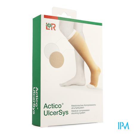 Actico Ulcersys Zand-wit S 38-42cm 32510