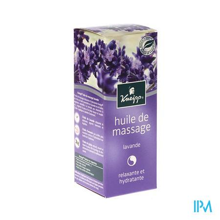 Kneipp Huile Massage Lavande 100 ml