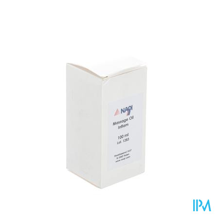Naqi Massage Oil Active 100 ml