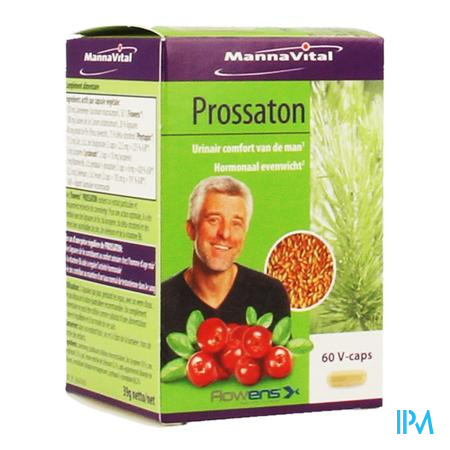 Mannavital Prossaton V-caps 60