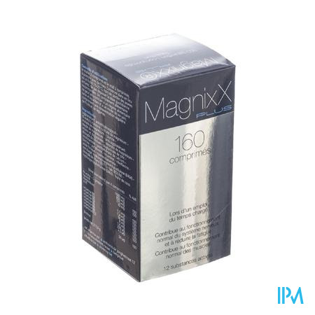Farmawebshop - MAGNIXX PLUS tabl 160