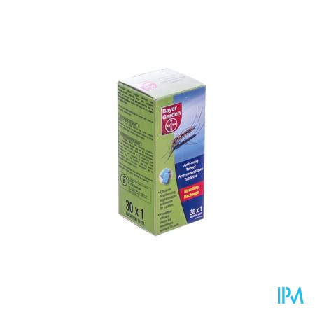 Bayer Garden Anti Mug Tabletten Navulling 30 stuks