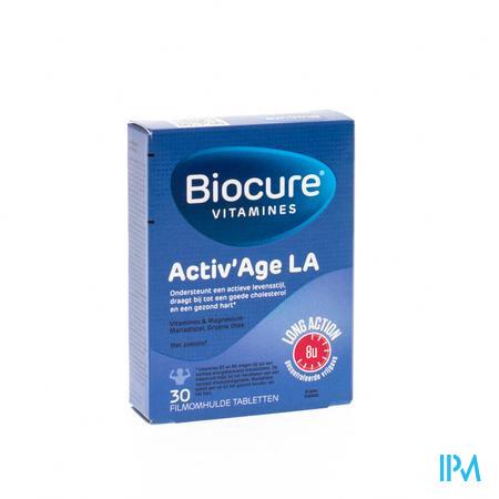 Biocure Activ'Age LA 30 tabletten
