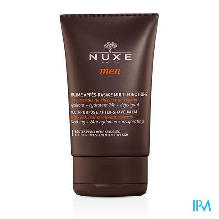 Afbeelding Nuxe Men Multifunctionele Kalmerende, Beschermende en Hydraterende After-Shave Balsem voor Alle Huidtypes, Zelfs de Gevoelige Huid 50 ml.