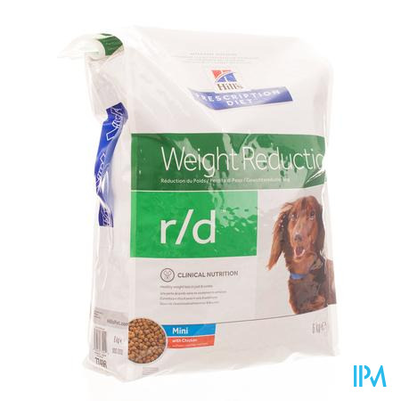 Hills Canine Hond Mini Prescription Diet r/d 7749m 6 kg