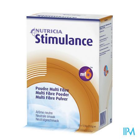 Stimulance Multi Fibre Mix Zakje 20x12,6g