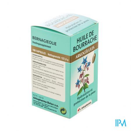 Arkocaps Bernagieolie 180 capsules