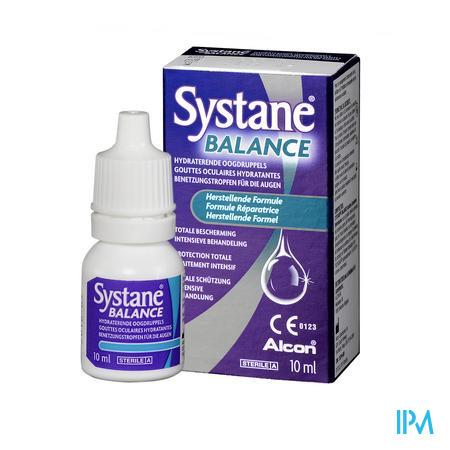 Systane Balance Oogdruppels 1x10ml