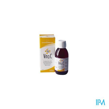 Vanocomplex N15 Vita C Sir 150ml Unda