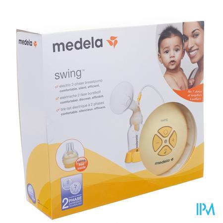Medela Borstkolf Swing Elect 0300038 1 stuk