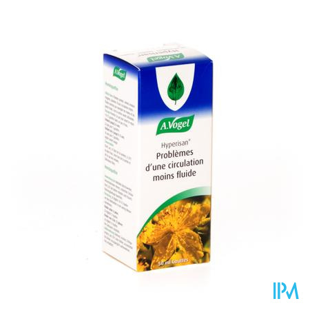 Vogel Hyperisan Gutt 50ml