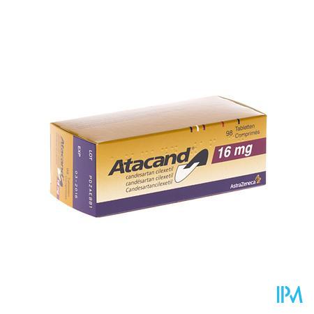 Atacand Comp 98 X 16mg