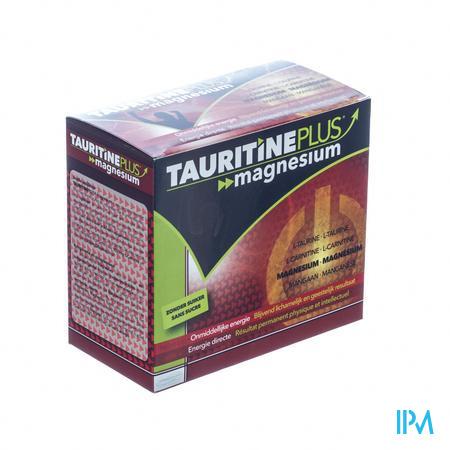 Tauritine Plus Magnesium Ampullen 15x15 ml Credophar