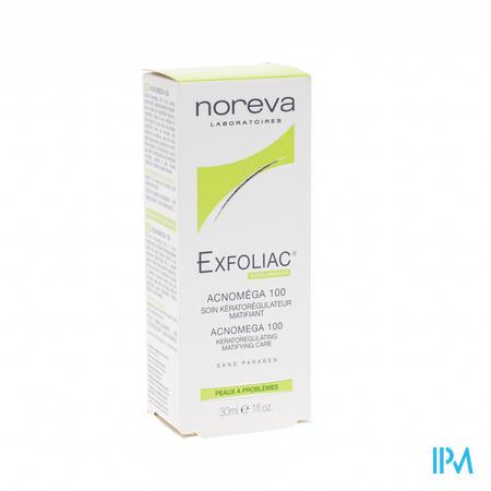 Exfoliac Acnomega 100 30 ml crème