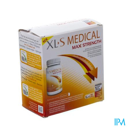 Xls Med. Maximum Strength Comp 120