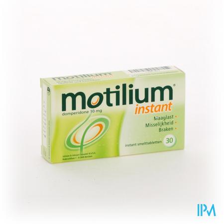 Motilium Instant Smeltabletten 30