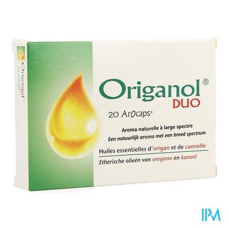 Origanol Duo AroCapsule 20