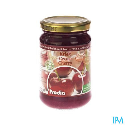 Prodia Broodbeleg Krieken + Maltitol 300 g